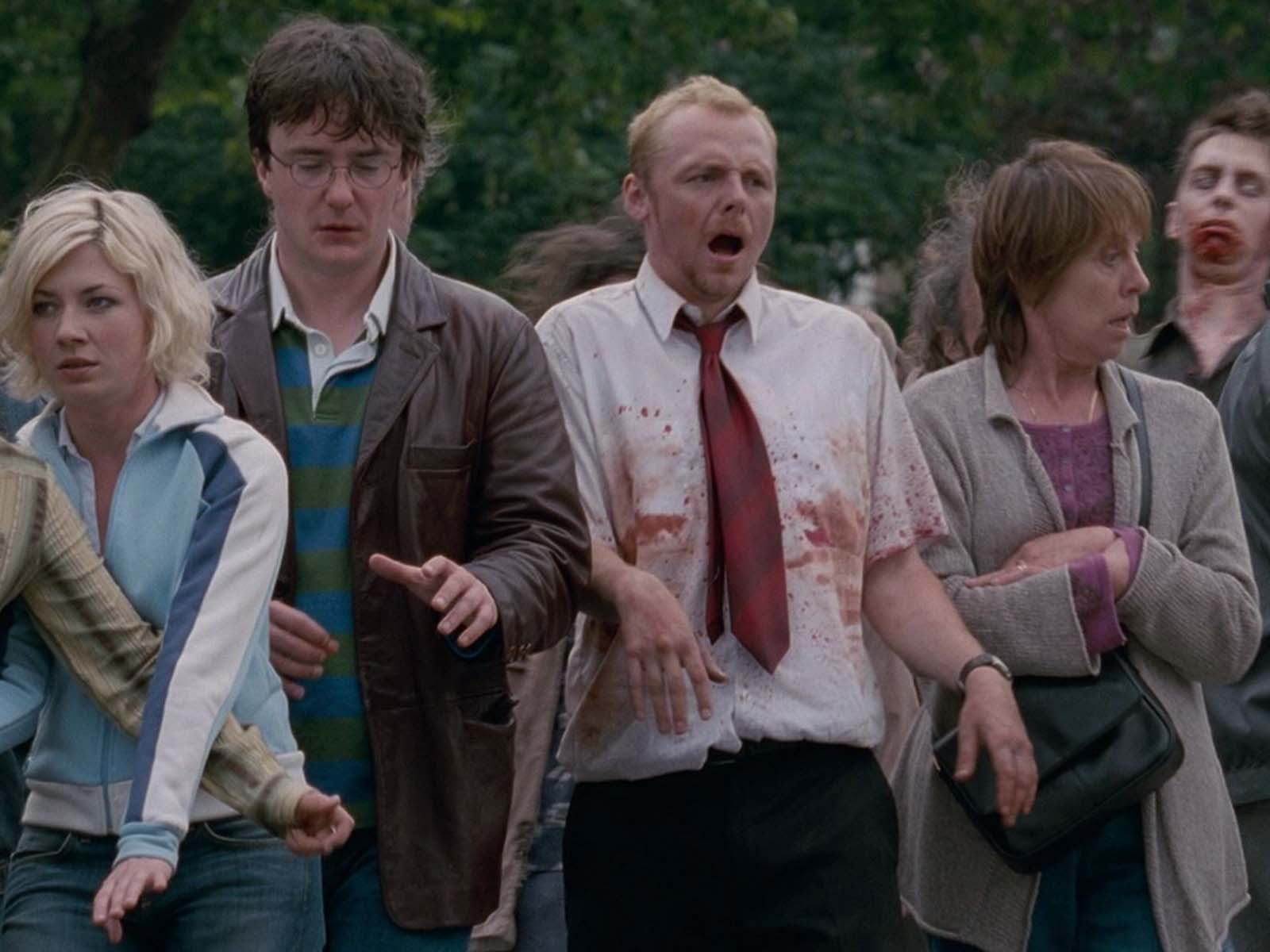 30 Best Zombie Movies Of All Time List Scary Comedy Zombie